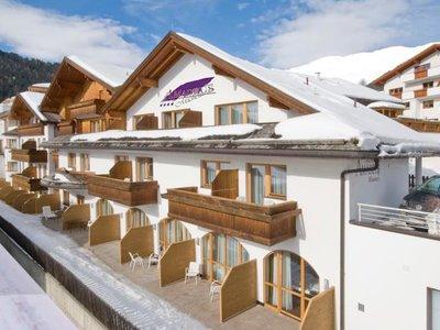 Отель Amadeus-Micheluzzi Hotel 4* Серфаус Австрия