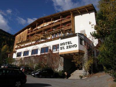 Отель St. Zeno Kinderhotel 4* Серфаус Австрия