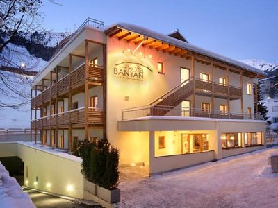 Отель Banyan Hotel 4* Санкт-Антон Австрия