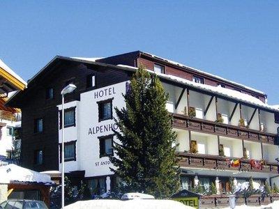 Отель Alpenhof Hotel 3* Санкт-Антон Австрия