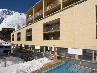 Отель Crystal Hotel 4* Обергургль Австрия