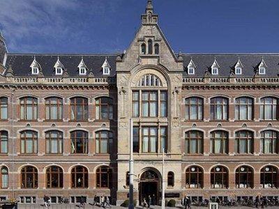 Отель Conservatorium Hotel 5* Амстердам Нидерланды