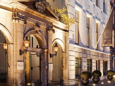 Отель The Dylan Amsterdam 5* Амстердам Нидерланды