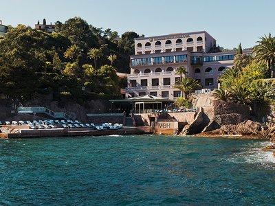 Отель Tiara Miramar Beach Hotel & Spa 4* Канны Франция