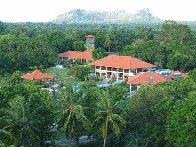 Отель Ayurveda Kuren Maho 4* Канди Шри-Ланка