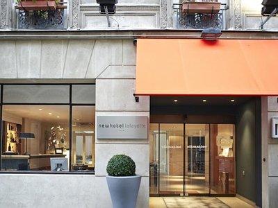 Отель New Hotel Lafayette 3* Париж Франция