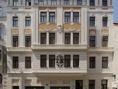 Отель Zipser Hotel 3* Вена Австрия