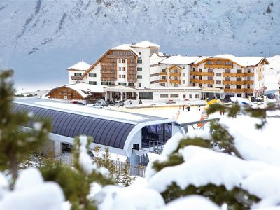 Отель Wirlerhof Alpenromantik Hotel 4* Галтюр Австрия