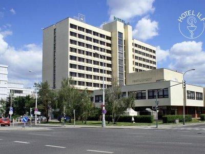 Отель Ilf Hotel 3* Прага Чехия