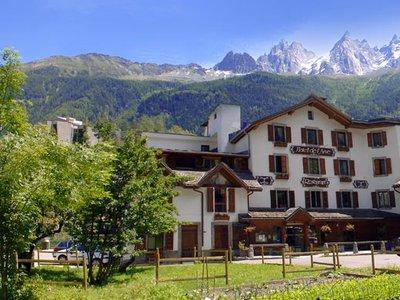 Отель De L`Arve Hotel 3* Шамони Франция