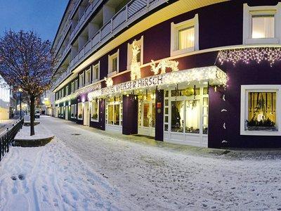 Отель Aktivhotel Weiber Hirsch 4* Брук-на-Муре Австрия