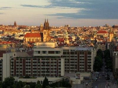 Отель InterContinental Prague 5* Прага Чехия