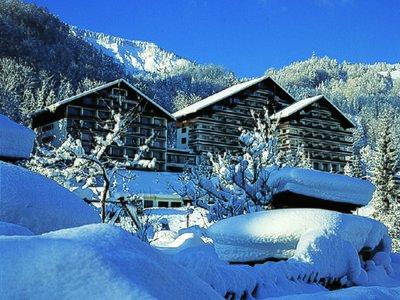 Отель Alpenhotel Dachstein 3* Зальцбург Австрия