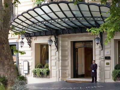 Отель Regina Baglioni Hotel 5* Рим Италия