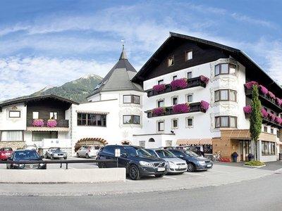 Отель Bergland Hotel 4* Зеефельд Австрия