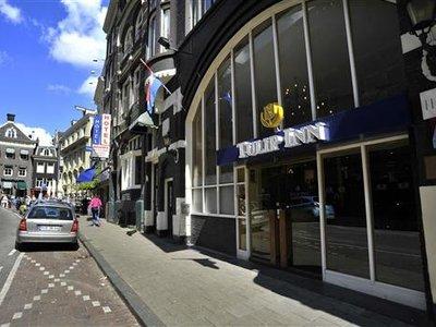 Отель Tulip Inn Amsterdam Centre 3* Амстердам Нидерланды