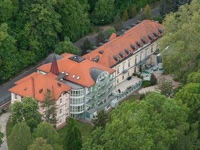 Отель Heviz Spa Hotel 4* Хевиз Венгрия