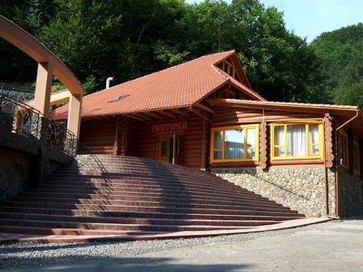 Отель Затышок 2* Свалява Украина - Карпаты