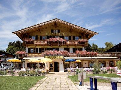 Отель Bruggerhof Wellness & Sporthotel 3* Кицбюэль Австрия
