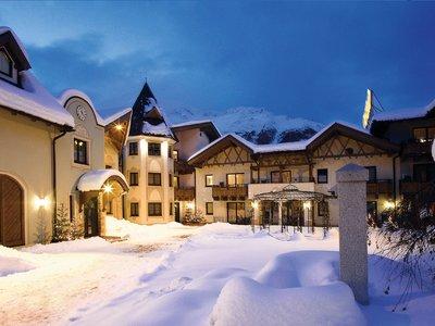 Отель Castello Falkner 4* Зельден Австрия