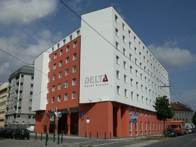 Отель Azimut Vienna Delta Hotel 4* Вена Австрия