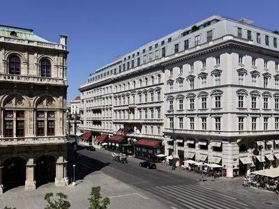 Отель Sacher Hotel 5* Вена Австрия