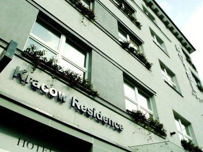 Отель Kracow Residence Hotel 3* Краков Польша