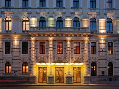 Отель Savoyen Vienna Austria Trend Hotel 4* Вена Австрия