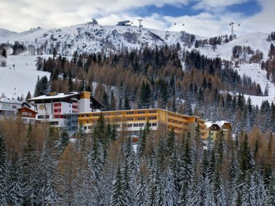 Отель Falkensteiner Hotel Sonnenalpe 4* Каринтия Австрия