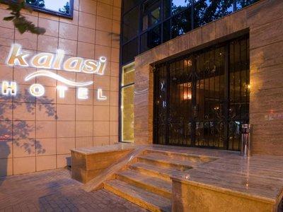 Отель Kalasi Hotel 4* Тбилиси Грузия