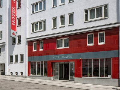 Отель Anatol Hotel 4* Вена Австрия