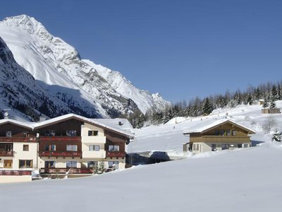 Отель Rifflsee Hotel 3* Пицталь Австрия