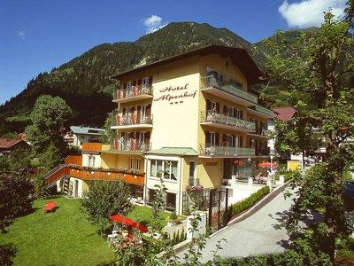 Отель Alpenhof Kur- & Sporthotel Garni 3* Бад Хофгаштайн Австрия