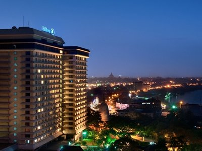 Отель Hilton Colombo 5* Коломбо Шри-Ланка