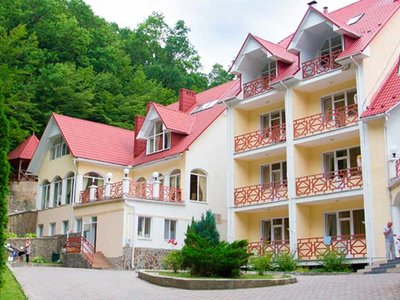 Отель Солнечный 3* Поляна Украина - Карпаты