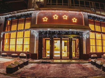 Отель Ника 4* Омск Россия