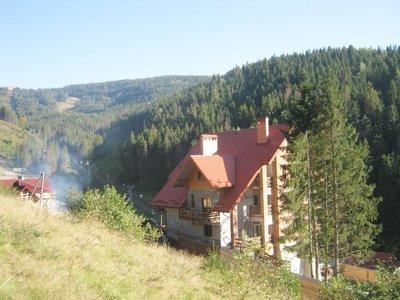 Отель На Холме 2* Славское Украина - Карпаты