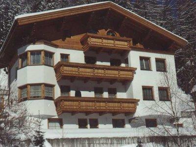 Отель Haus Anton Schranz 3* Санкт-Антон Австрия