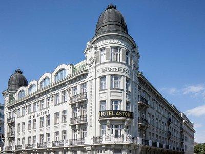 Отель Austria Trend Hotel Astoria 4* Вена Австрия