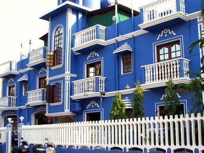 Отель Seagull Hotel 2* Северный Гоа Индия