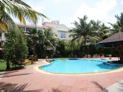 Отель Joecons Beach Resort 3* Южный Гоа Индия