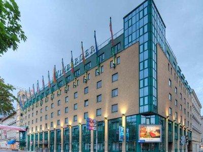 Отель Arcotel Wimberger 4* Вена Австрия