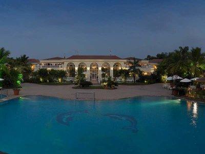 Отель The Zuri White Sands, Resort & Casino 5* Южный Гоа Индия