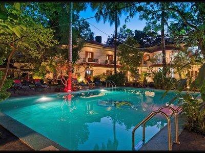 Отель Villa Augusta 2* Северный Гоа Индия