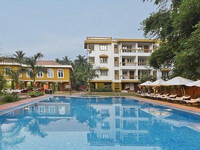 Отель Sterling Holidays Villagio 3* Южный Гоа Индия