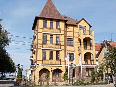 Отель Принцесса Элиза 3* Зеленоградск Россия