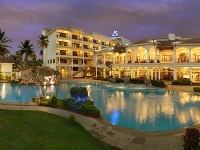 Отель Resort Rio 5* Северный Гоа Индия