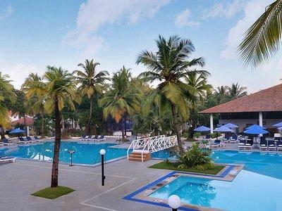 Отель Novotel Goa Dona Sylvia Resort 5* Южный Гоа Индия