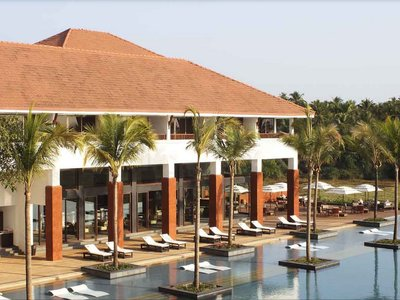 Отель Alila Diwa Goa 5* Южный Гоа Индия