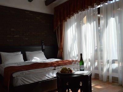 Отель Soldaya Grand Hotel & Resort 4* Судак Крым
